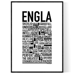 Engla Poster