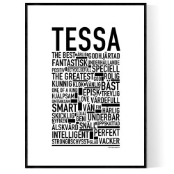 Tessa Poster
