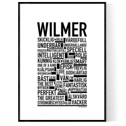 Wilmer Poster