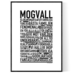 Mogvall Poster