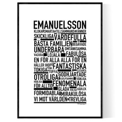 Emanuelsson Poster
