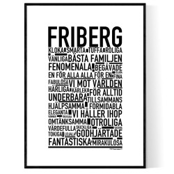Friberg Poster
