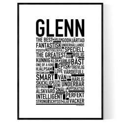 Glenn Poster