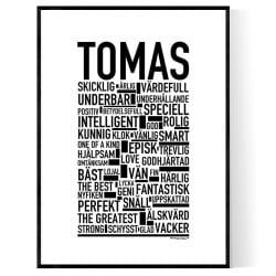 Tomas Poster