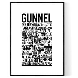 Gunnel Poster