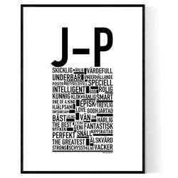 J-P Poster