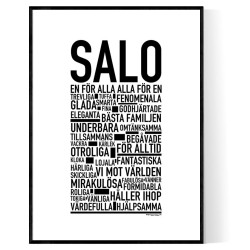 Salo Poster