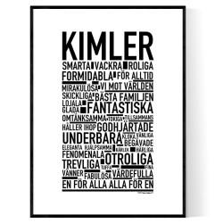 Kimler Poster