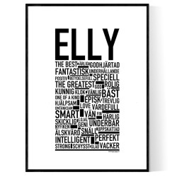 Elly Poster