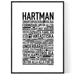 Hartman Poster