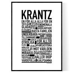 Krantz Poster
