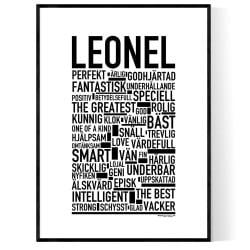 Leonel Poster