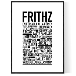 Frithz Poster