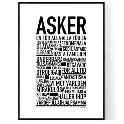 Asker Poster
