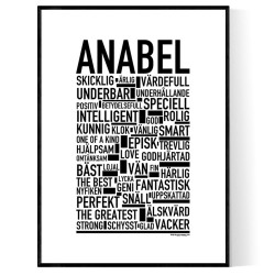 Anabel Poster