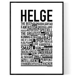 Helge Poster