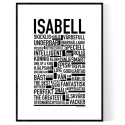 Isabell Poster