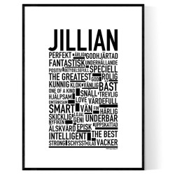 Jillian Poster