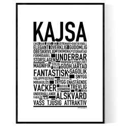 Kajsa Poster