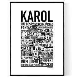 Karol Poster
