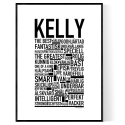 Kelly Poster