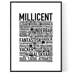 Millicent Poster