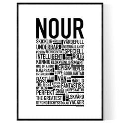 Nour Poster