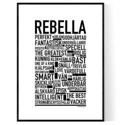 Rebella Poster