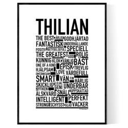 Thilian Poster
