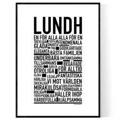 Lundh Poster