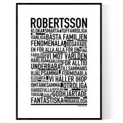 Robertsson Poster