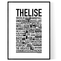 Thelise Poster