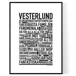 Vesterlund Poster