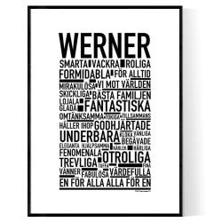 Werner Poster