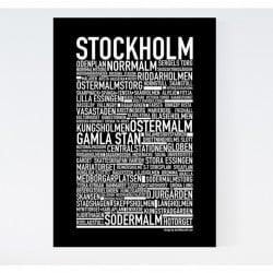Stockholm Canvas