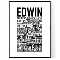 Edwin Poster