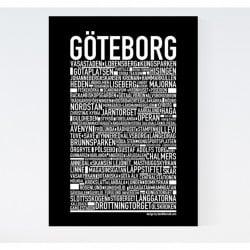 Göteborg Canvas