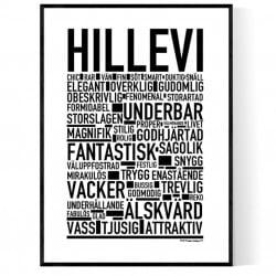 Hillevi Poster