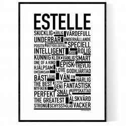 Estelle Poster