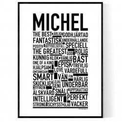 Michel Poster