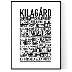 Kilagård Poster
