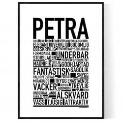 Petra Poster