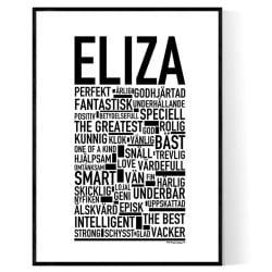 Eliza Poster
