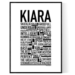 Kiara Poster