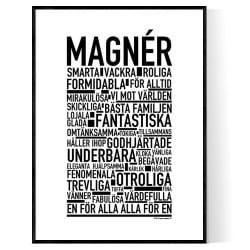 Magnér Poster