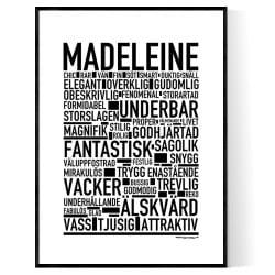 Madeleine 2 Poster