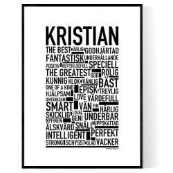 Kristian Poster