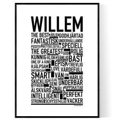 Willem Poster