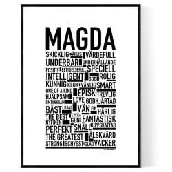 Magda Poster