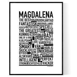 Magdalena Poster